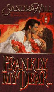 Cover of: Frankly, My Dear