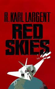 Cover of: Red skies