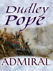 Cover of: Admiral | Dudley Pope