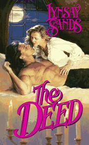 Cover of: The Deed | Lynsay Sands