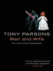 Cover of: Man and Wife | Tony Parsons