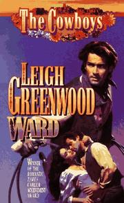 Cover of: The Cowboys: Ward