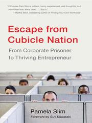 Cover of: Escape from cubicle nation