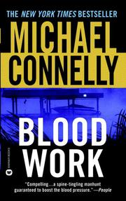 Cover of: Blood Work | Michael Connelly