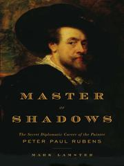 Cover of: Master of Shadows | Mark Lamster