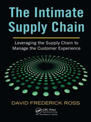 Cover of: The intimate supply chain by David Frederick Ross