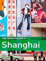 Cover of: The Rough Guide to Shanghai | Simon Lewis