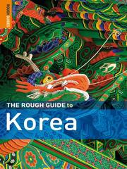 Cover of: The Rough Guide to Korea | Norbert Paxton