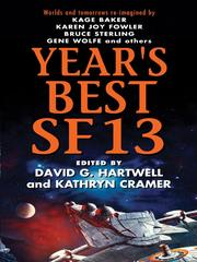 Cover of: Year's Best SF 13 by Kathryn Cramer