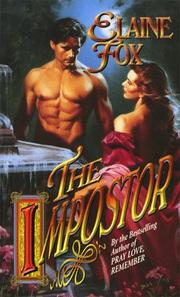 Cover of: The Impostor | Elaine Fox