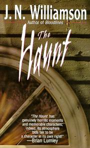 Cover of: The Haunt (Love Spell)