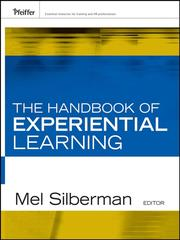 Cover of: The Handbook of Experiential Learning | Melvin L. Silberman
