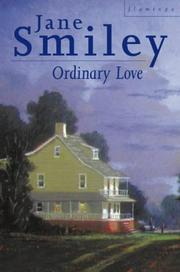 Cover of: Ordinary Love