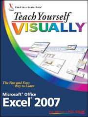 Cover of: Teach Yourself VISUALLY Excel 2007 | Nancy Muir
