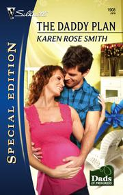 Cover of: The Daddy Plan | Karen Rose Smith