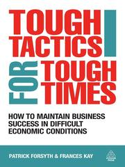 Cover of: Tough Tactics for Tough Times | Patrick Forsyth