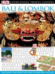 Cover of: Bali & Lombok | Kate Poole