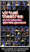 Cover of: VIRTUAL THEATRES: AN INTRODUCTION by GABRIELLA GIANNACHI