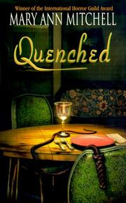 Cover of: Quenched | Mary Ann Mitchell