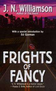 Cover of: Frights of fancy