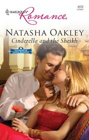 Cover of: Cinderella and the Sheikh | Natasha Oakley