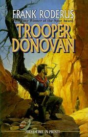 Cover of: Trooper Donovan