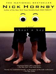 Cover of: About a Boy | Nick Hornby