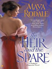 Cover of: The Heir and the Spare | Maya Rodale