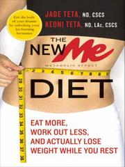 Cover of: The New ME Diet | Jade Teta