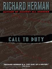 Cover of: Call to Duty | Richard Herman