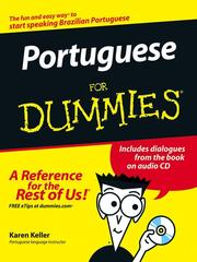 Cover of: Portuguese For Dummies | Karen Keller