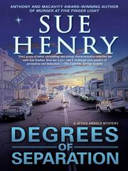 Cover of: Degrees of Separation | Sue Henry