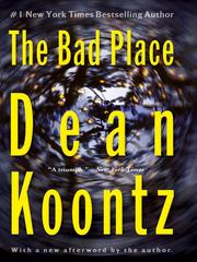 Cover of: The Bad Place |