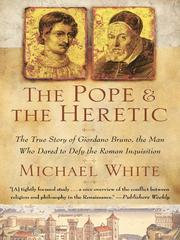 Cover of: The Pope and the Heretic | Michael White