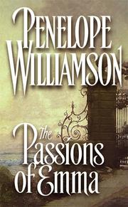 Cover of: The Passions of Emma | Penelope Williamson