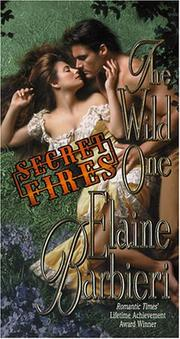 Cover of: The wild one | Elaine Barbieri