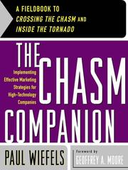 Cover of: The Chasm Companion | Paul Wiefels
