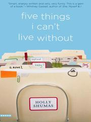 Cover of: Five Things I Can