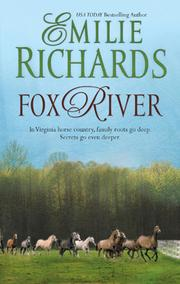 Cover of: Fox River | Emilie Richards