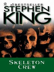 Cover of: Skeleton Crew by Stephen King