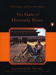 Cover of: The Gate of Heavenly Peace | Jonathan D. Spence