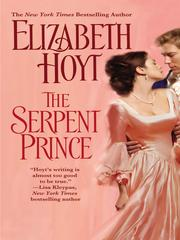 Cover of: The Serpent Prince | Elizabeth Hoyt