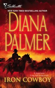 Cover of: Iron Cowboy | Diana Palmer