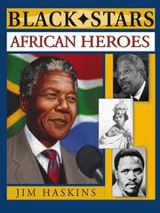 Cover of: African Heroes | James Haskins