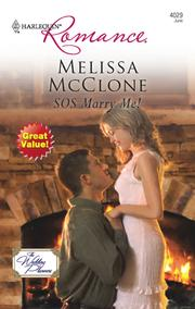 Cover of: SOS Marry Me! | Melissa McClone