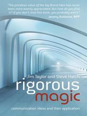 Cover of: Rigorous magic | Jim Taylor