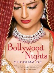 Cover of: Bollywood Nights | Shobha DГ©