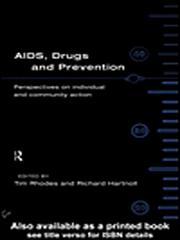 Cover of: AIDS, Drugs and Prevention | Tim Rhodes