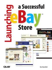 Cover of: Launching a Successful eBay® Store | Ron Mansfield