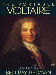 Cover of: The Portable Voltaire | Voltaire